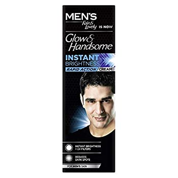 GKH Glow & Handsome Instant Brightness Cream 2X Sun Protection 50g