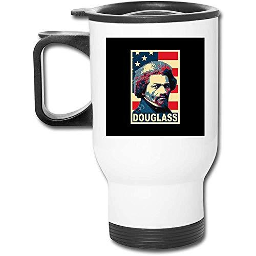 Little Yi Frederick Dou Glass America Poster Edelstahl Becher Kaffeetasse