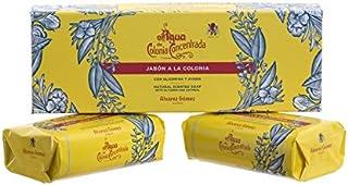 ?lvarez G?mez Agua de Colonia Concentrada Soap Set - アルバレスゴメスアグアデコロニア石鹸セット [並行輸入品]