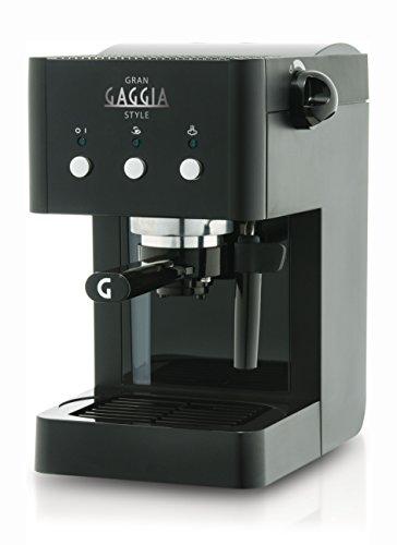Gaggia RI8323/01 Gran Manual Espresso Machine, 1 Litre, 950 Watt, 15 Bar -...
