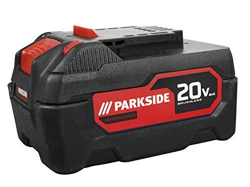Batería 5.0 Ah PAPP 20 B2 Parkside (solo para la antigua serie Performance (no para X Team 20 V).
