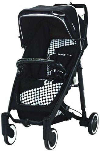 BREVI Kinderwagen Crystal Nero 035