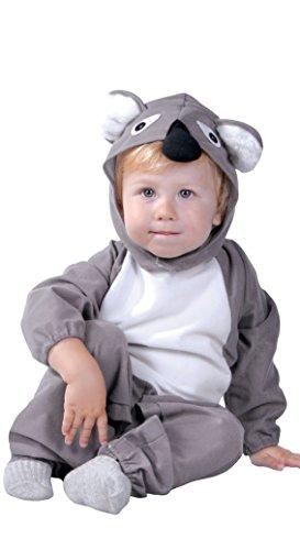 Disfraz de Koala para bebé - 1-12 meses