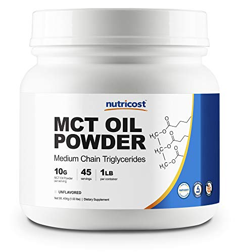 Nutricost MCT Oil Powder