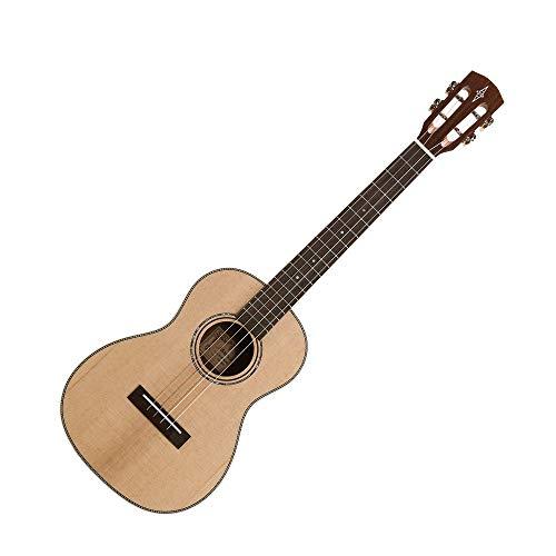 Alvarez Artist AU70WB Baritone Acoustic Ukulele, 18 Frets, Mahogany Neck, Rosewood Fingerboard, Solid A+ Sitka Spruce Top, Walnut Back/Sides, Natural Satin
