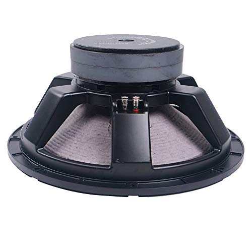 """Sound Town 18"""" 800W Cast Aluminum Frame Woofer (Low Frequency Driver), Replacement Woofer for PA/DJ Subwoofer Cabinet (STLF-18200A)"""