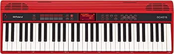 Roland GO KEYS 61-key Music Creation Piano Keyboard with Integrated Bluetooth Speakers GO-61K