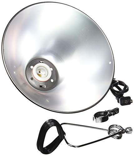 Fluker's Repta-Clamp Lamp with Switch for Reptiles