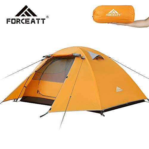 Forceatt 2 Person Waterproof Camping Tent