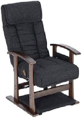 レイジーバッグ(Lazy Bag Paris) 座椅子 ブラック 68×68×60