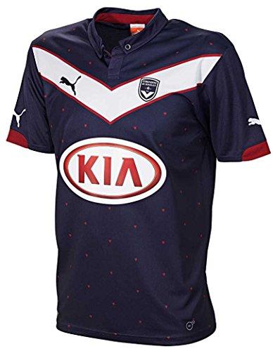 PUMA Herren Trikot FCG Bordeaux Home Shirt Replica, New Navy, L, 745722 01