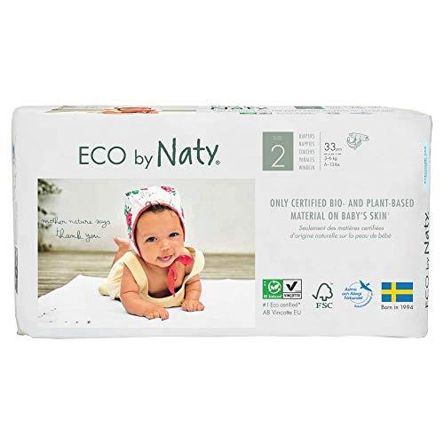 NATY: Eco Windel - Gr.2/3-6kg 33Stk