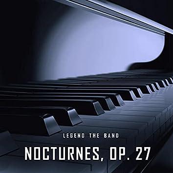 Nocturnes, Opus 27