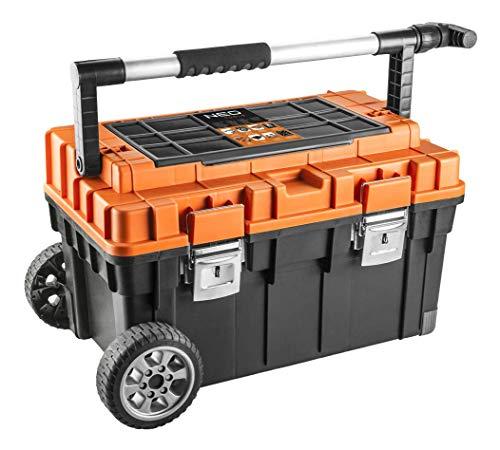 Profi mobile Werkzeugbox Werkzeugkoffer Werkzeugwagen Rollwagen Montagebox