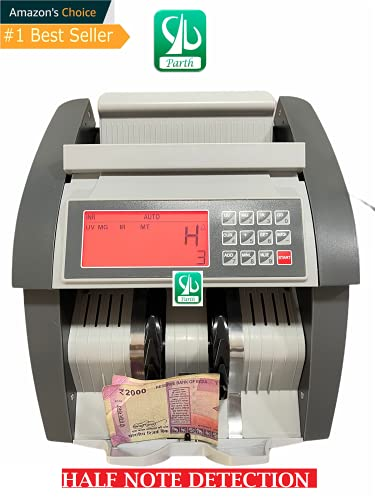 Trueview S12 Latest Updated Money/Note/Cash/Currency Counting Machine for All New and Old Notes