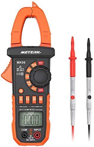 21 in 1 Electronic Test Leads Kit, Meterk Digital Multimeter Leads with Alligator Clips Replaceable Probes Tips Accessories Kit for DMM Digital Multi Meter & Clamp Meters