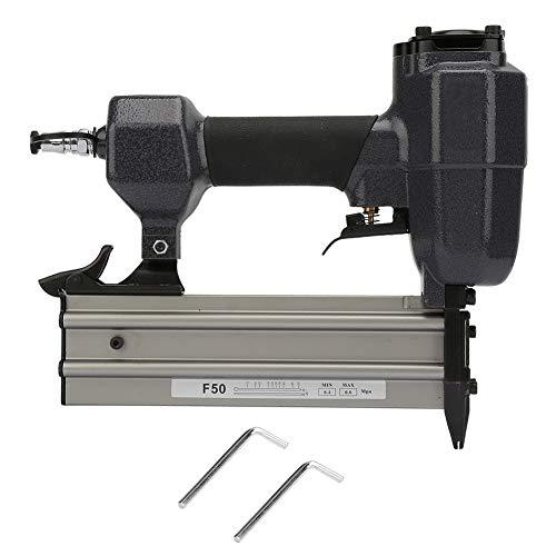 Pneumatische Nietmachine - F50 Pneumatische Nail Gun Houtbewerking Lucht Nailing Nietmachine Houtbewerking Tool