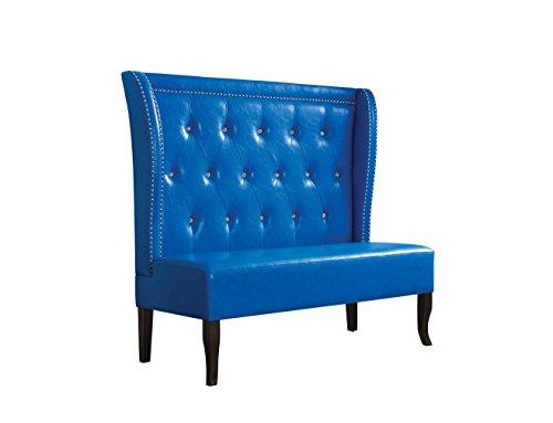 ACME Oliana Settee - - Blue PU