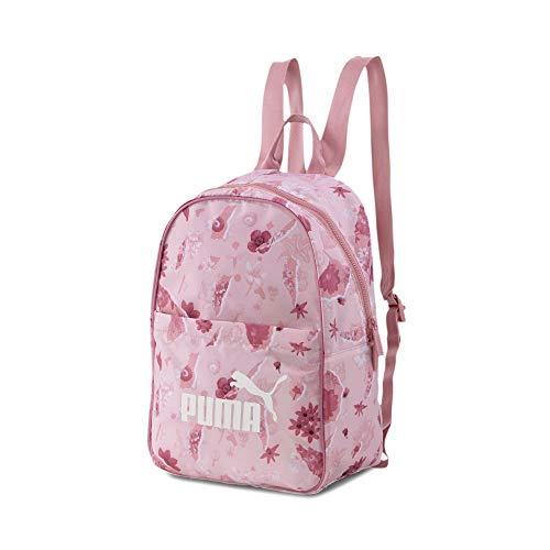 PUMA Damen WMN Core Seasonal Backpack Rucksack, Peachskin-AOP, OSFA