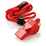 Fox 40 Classic Whistle (Red)