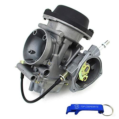 TC-Motor High Racing Performace Carburetor Carb For KFX400 ATV 2003-2006, DVX400 Quad 2004-2007, LTZ400 2003-2007