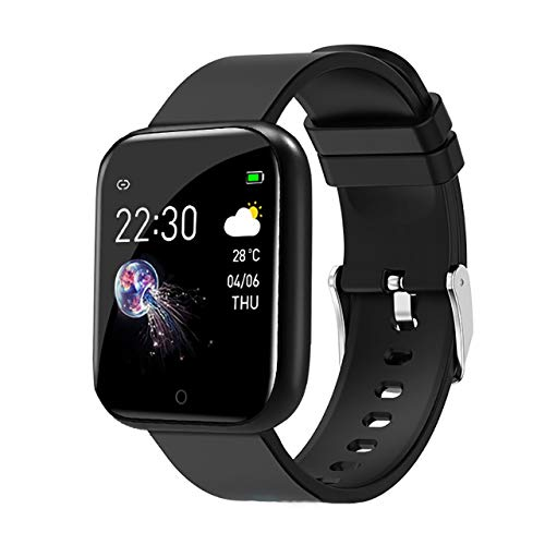 Smartwatch Mujer y Hombre, Reloj Inteligente Impermeable -0106-2