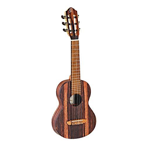 Ortega Guitars Timber Series Guitarlele 6 String - Satin Open Pore (RGL5EB)