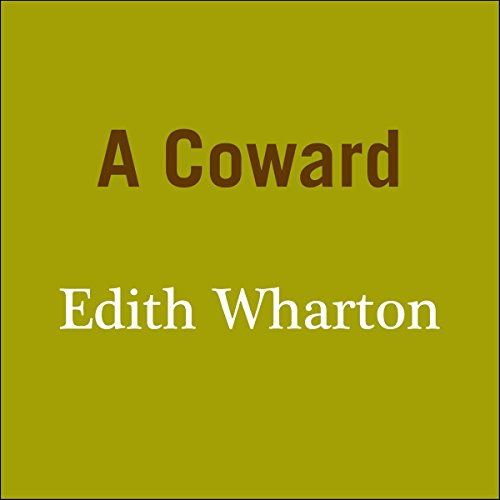 A Coward audiobook cover art