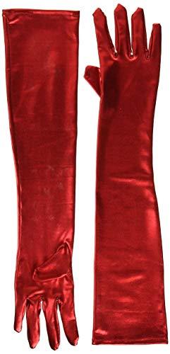 guantes rojos fabricante Music Legs