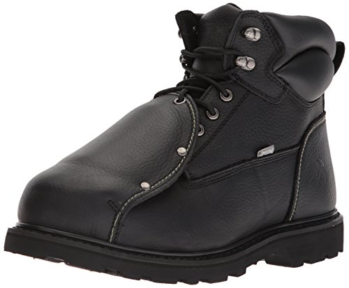 Reebok Men's Work Soyay Steel Toe Sneaker Black 4 M