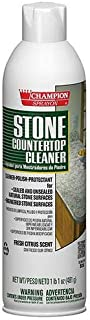 Stone Countertop Cleaner - Polish - ProtectantChampion Sprayon, 17 oz Can, Box of 3
