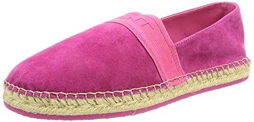 GANT Footwear Damen Lular Espadrille Flacher Slipper, pink, 39 EU