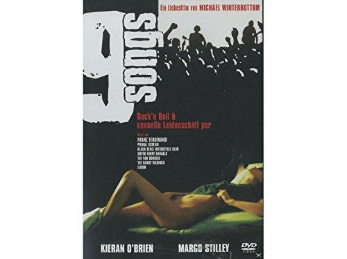 9 Songs, DVD, Ein Liebesfilm von Michael Winterbottom, Rock'n Roll & sex. Leidenschaft pur, Dolby Digital, Deutsch und Englisch, 69 Minuten Lauflänge