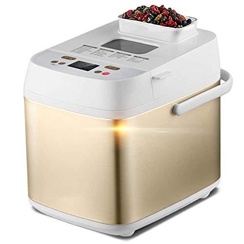 Z-Color Pan máquina Inteligente Espolvorear Fruta material-19 Función de preajuste de la máquina-hogar automática de Fideos Desayuno Floss Yogurt, 1 Hora Aislamiento