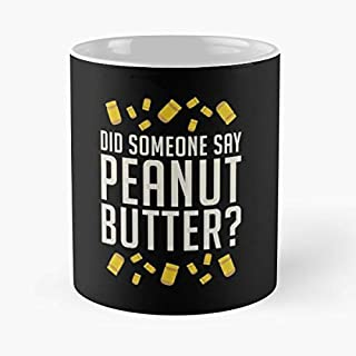Winston Peanut Butter Overwatch - Best Gift Ceramic Coffee Mugs