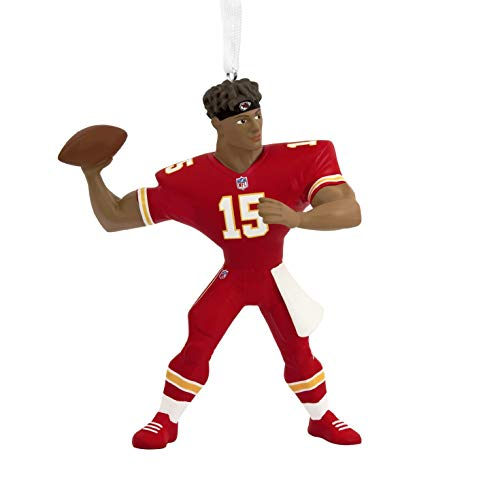 HMK Hallmark Kansas City Chiefs Patrick Mahomes Ornament