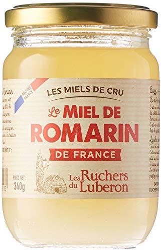 Les Ruchers du Luberon Miel de Romarin de France 340 g