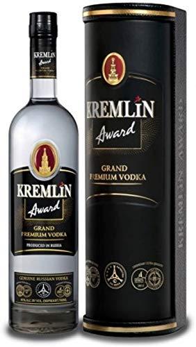 Kremlin Award Vodka Leather Giftbox 70cl