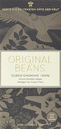 Original Beans Cusco Chuncho 100 %, 2er Pack (2 x 70 g)