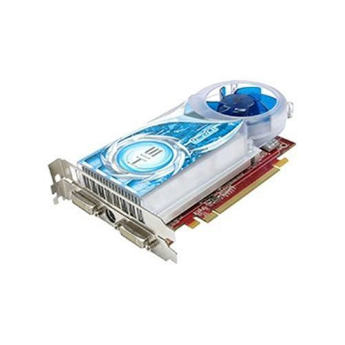 HIS Grafikkarte PCI-e Radeon X1650Pro 256MB DDR2
