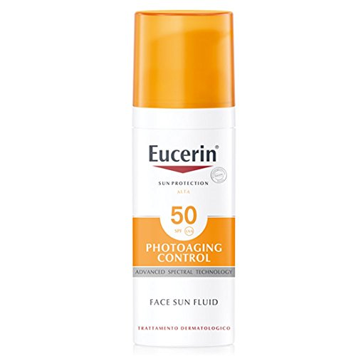 Eucerin Photoaging Control Face Sun Fluid LSF 50, 50 ml Fluid