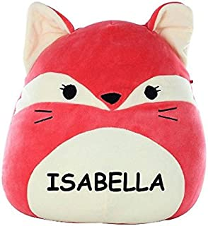 Customized Kellytoy Squishmallow Fifi The Red Fox 16