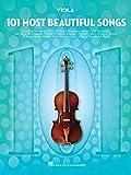 101 Most Beautiful Songs Viola (101 Songs)