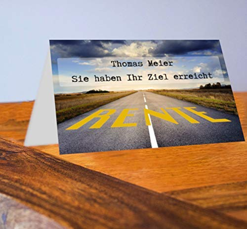 günstig Abschiedskarte zum Abschied vom Ruhestand (A5-Faltkarte): Zu Beginn des Ruhestandes… Vergleich im Deutschland