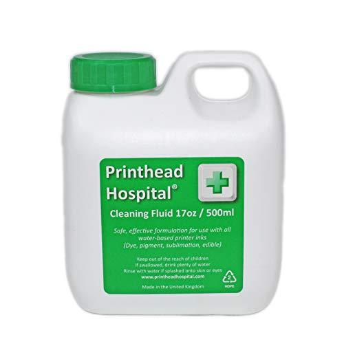 Drucker Reinigungsflüssigkeit–500ml oz
