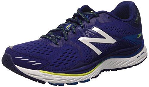 New Balance 880 Running Scarpe da corsa, Uomo, blu (Black/Blue), 41 1/2