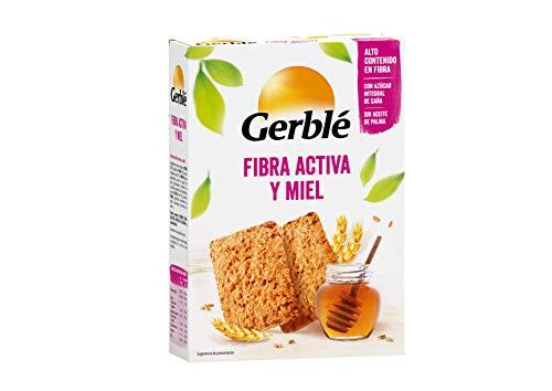 Galletas Fibra Activa y Miel Gerblé, 400g