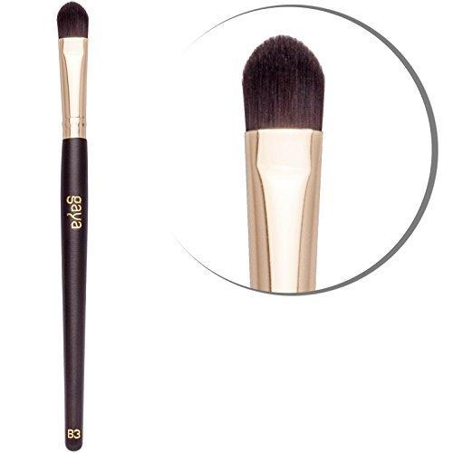 Concealer Pinsel Professional Makeup Anwendung – B3 vegan langlebige synthetische Fasern Brush – Perfekt zum einfachen Auftragen von Mineral Foundation