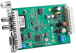 Moxa TCF-142-S-SC-RM convertidor, repetidor y aislador en Serie RS-232/422/485 Fibra (SC) - Repetidor de Red (0-60 °C, -20-75 °C, 5-95%, 86,8 x 136,5 x 21 mm, 12 V, 150 mA)