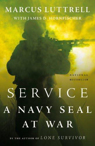 Service A Navy SEAL at War product image